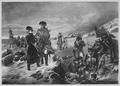 Valley Forge-Washington & Lafayette. Winter 1777-78. Copy of engraving by H. B. Hall after Alonzo Chappel., 1931 - 1 - NARA - 532877.tif