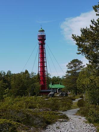 Valsörarna - Valsörarna lighthouse