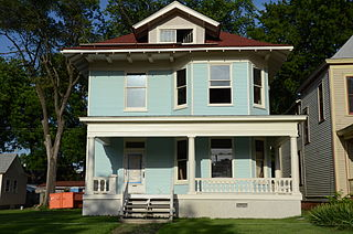 Vanetten House United States historic place
