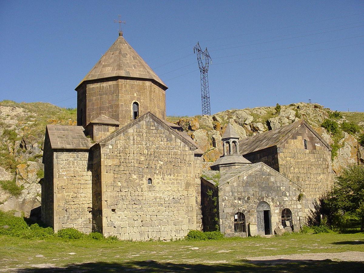 Vanevan Monastery - Wi...
