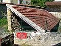 Vauréal (95), lavoir, rue de Puiseux 02.jpg