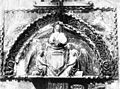 Velence, Olaszország. A Palazzo Agnus Dio egyik kapuja feletti dombormű. - Fortepan 70466.jpg