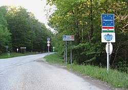 Vendvidék Road Sign 03.jpg