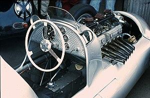 Veritas (automobile) - Image: Veritas Meteor Cockpit