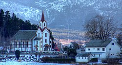 Vestnes Church, Vestnes - panoramio (269).jpg