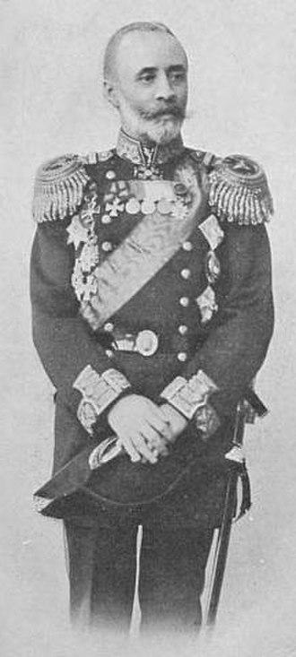 Russian Hydrographic Service - Yakov Gilterbrandt (1842-1915)