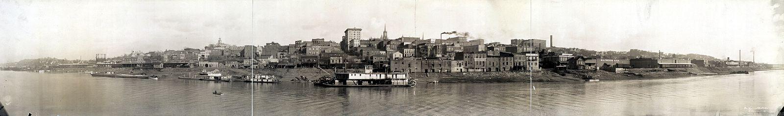 Vicksburg 1910 LOC pan 6a13672