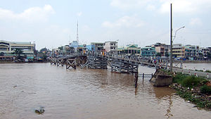 Ben Tre Bridge