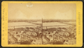View from top of mounument, looking west, by J.W. & J.S. Moulton.png