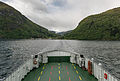 View of Eidsdal as seen from the Ferry 20150604 1.jpg
