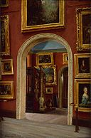 View of a Gallery in the Museum of Fine Arts, Copley Square by Enrico Meneghelli.jpg