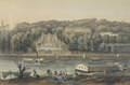 View of the Château de Saint Cloud and the gardens from the Seine by an unknown artist.png