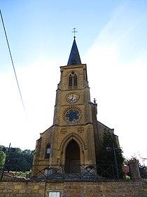 Vigneul-sous-Montmédy L'église Saint-Pierre.JPG