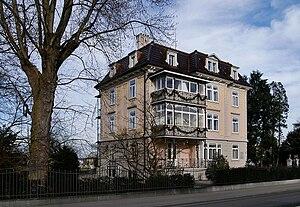 Goldach - Image: Villa Wartegg Goldach 1