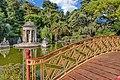 Villa Durazzo Pallavicini il Tempio di Diana e Ponte Cinese.jpg