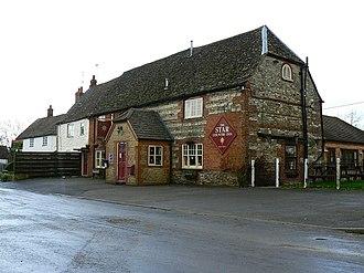 Sparsholt, Oxfordshire - The Star Inn