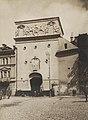 Vilnia, Bazylanskaja, Vostraja Brama. Вільня, Базылянская, Вострая Брама (J. Bułhak, 1930).jpg
