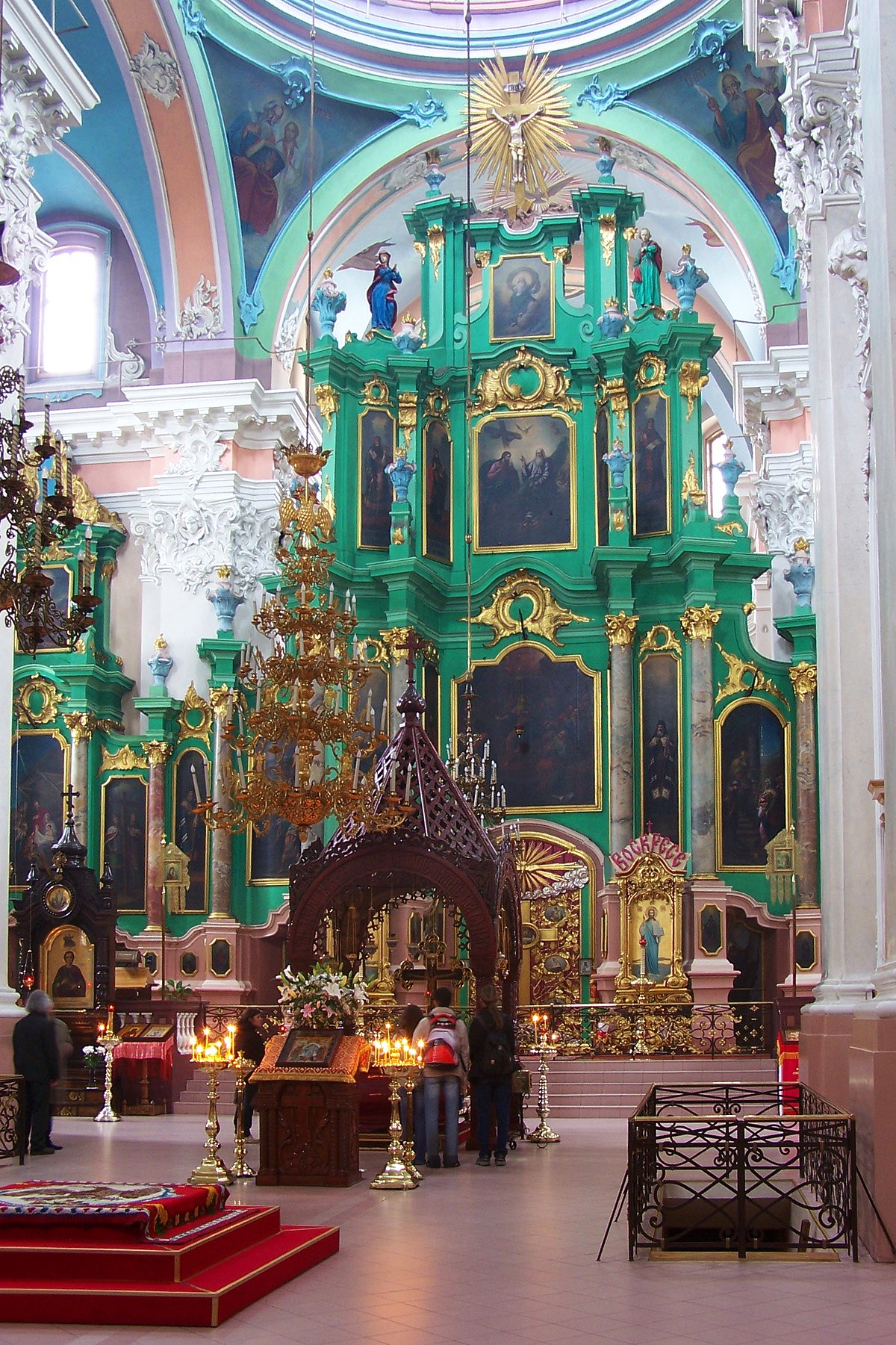 orthodoxe heilig geist kirche vilnius wikipedia. Black Bedroom Furniture Sets. Home Design Ideas