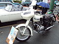 Vintage motorcycle at the Wirral Bus & Tram Show - DSC03372.JPG