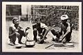 Vintage postcard of Indian snake charmers (unknown date).jpg