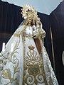 Virgen de los Remedios (Valencia de Alcántara) - Traje de la Hermandad.jpg