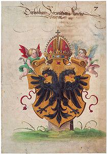 Der Doppeladler Als Reichsadler