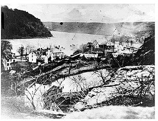 Virginius Island, West Virginia