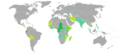 Visa requirements for Equatorial Guinean citizens.png