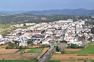 Aljezur Municipality in Algarve, Portugal
