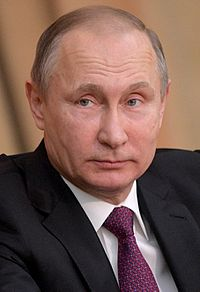 Vladimir Putin 2017., From WikimediaPhotos