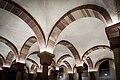 Voûte crypte Cathédrale Notre-Dame de Strasbourg nov 2014 02.jpg