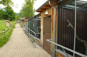 Mössingen - Vogelschutzzentrum