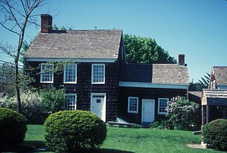 Walt Whitman Birthplace State Historic Site - Image: WALT WHITMAN HOUSE