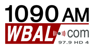 WBAL (AM) - WBAL Previous Logo