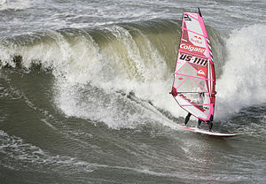 Robby Naish - Robby Naish at Windsurf World Cup Sylt 2009