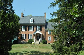 William Wilson House (Gerrardstown, West Virginia) United States historic place