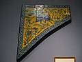 WLA lacma Tile panel for a spandrel Isfahan 17th century.jpg