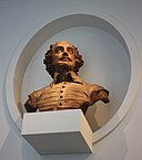 WLA vanda Bust of William Shakespeare ca 1730