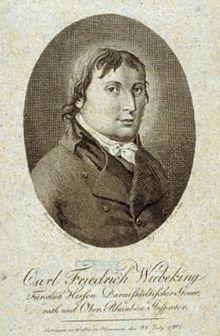 Carl Friedrich von Wiebeking (Quelle: Wikimedia)