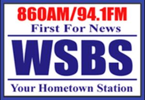WSBS (AM) - Image: WSBS (AM) logo