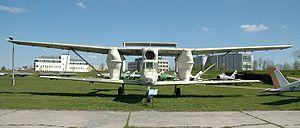 PZL M-15 Belphegor - M-15 at Polish Aviation Museum