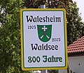 Waldsee 800 Jahre.JPG