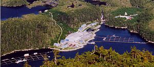 Esther Island (Alaska) - Wally Noerenberg Hatchery