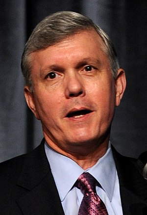 North Carolina gubernatorial election, 2012 - Image: Walter Dalton (cropped)