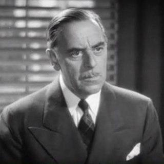 Walter Kingsford British actor