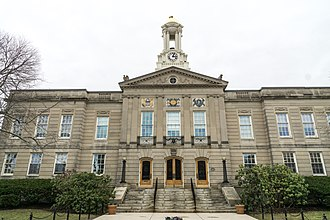 Waltham, Massachusetts - City Hall