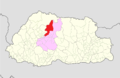 Wangdue Phodrang Kazhi Gewog Bhutan location map.png