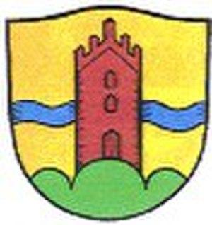 Apfeldorf - Image: Wappen Apfeldorf