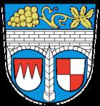 Wappen des Landkreises Kitzingen