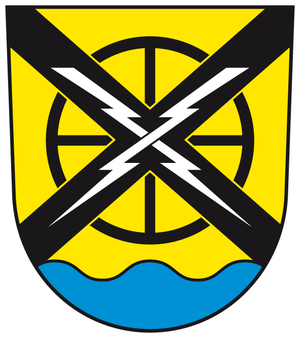 Quierschied - Image: Wappen Quierschied